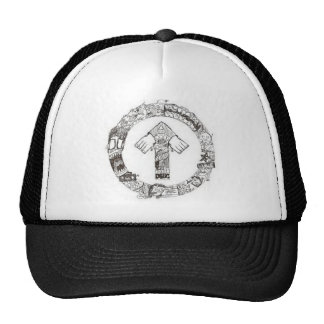 Live Above The Influence Trucker Hat
