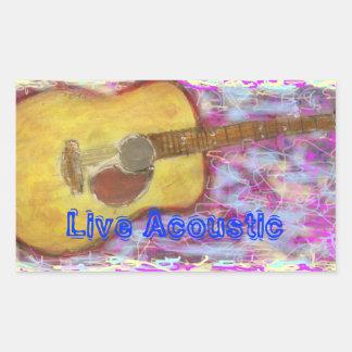Live Acoustic Guitar