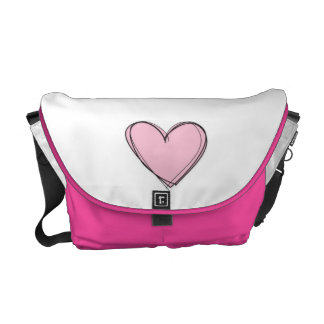 Live and Love and Laugh Commuter Bag