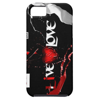 Live And Love  iPhone Case iPhone 5 Case