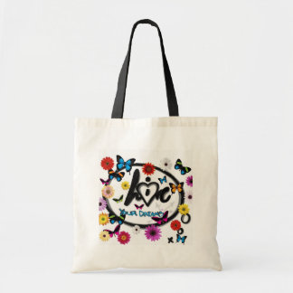 Live and Love Your Dreams Bags