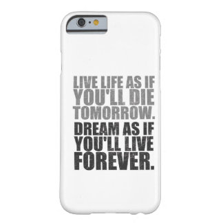 Live! Barely There iPhone 6 Case