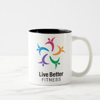 Live Better Fitness Mug
