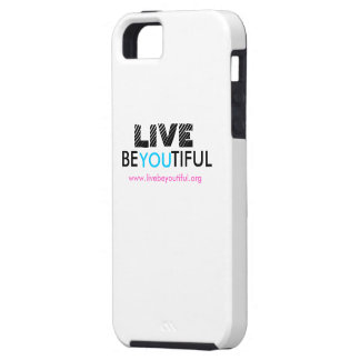 Live Beyoutiful iPhone case