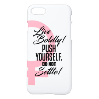 'Live Boldly' Phone Case for Women