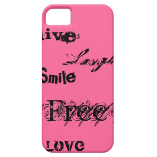 Live iPhone 5 Cover