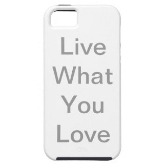 Live iPhone 5 Case
