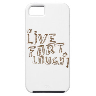 *LIVE FART LAUGH! CASE FOR THE iPhone 5