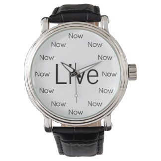 Live For Now Watch