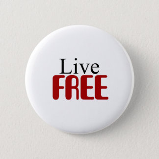 Live Free Button