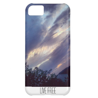 Live Free iPhone 5C Covers