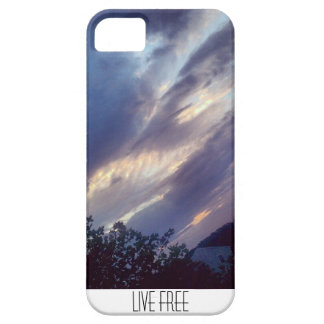 Live Free iPhone 5 Covers