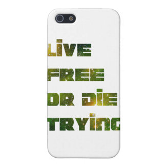 Live Free Covers For iPhone 5