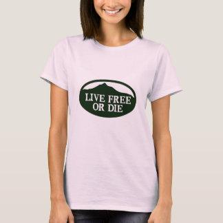 Live Free Monadnock T-Shirt