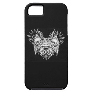 Live Free Ride Hard iPhone 5 Cover