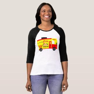 Live Free Taco Hard T-Shirt