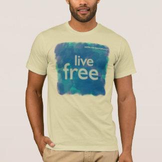 Live Free v2.0 T-Shirt