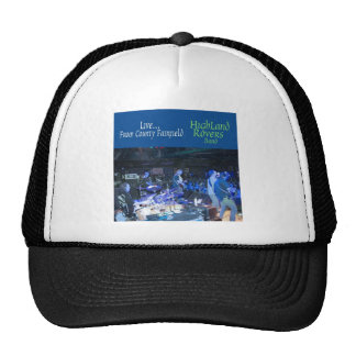 Live...From County Fairfield Cap Trucker Hat