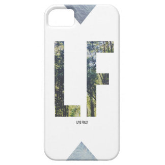 Live Fully iPhone 5 Covers
