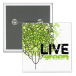 Live Green Buttons