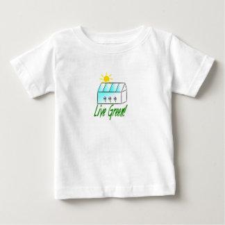 Live Green Greenhouse Tshirts