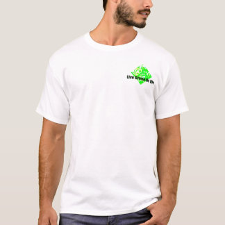 Live Green Or Die T-Shirt