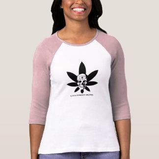 Live Green or Die T-Shirt- Solid Black Tshirts