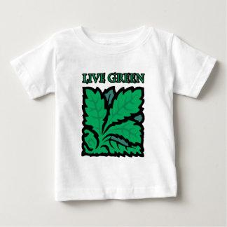 Live Green T Shirt