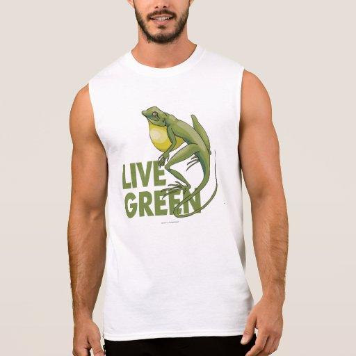 Live Green Pullover Sweatshirt
