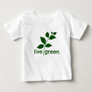 LIVE GREEN TEES