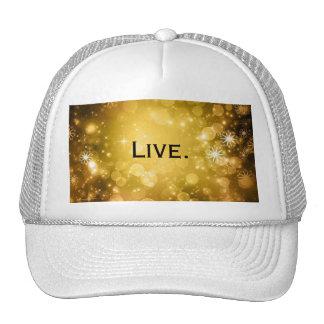 Live Mesh Hats