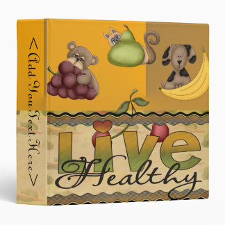 Live Healthy Fruity Binders