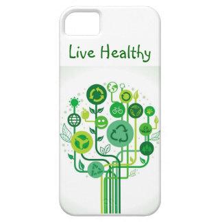 Live Healthy I-phone case