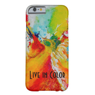 Live in Color iPhone 6S Case
