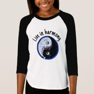 Live in Harmony T-Shirt