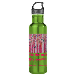 Live in the Moment 710 Ml Water Bottle