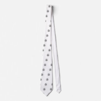 Live in the Moment Motivational Tie