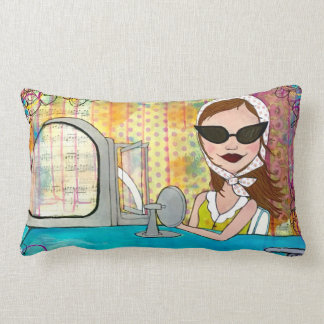 """""""Live in the Sunshine"""" Pillow"""