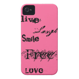 Live iPhone 4 Case-Mate Cases