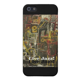 LIVE JAZZ iPhone 5 COVERS