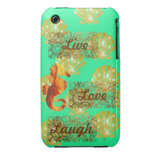 Live, Laugh, Love Case-Mate iPhone 3 Case