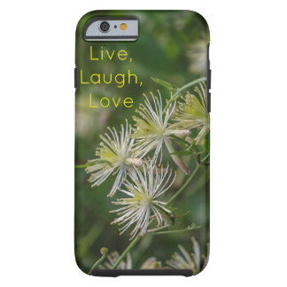 Live, Laugh, Love Inspired iPhone 6/6s Case