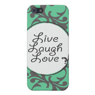 Live Laugh Love iPhone 5 Covers