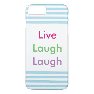 Live Laugh Love iPhone 7 Plus Case