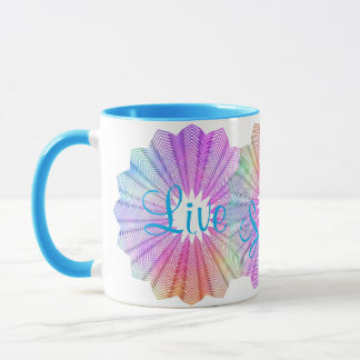 Live Laugh Love Mug