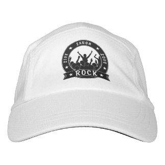 Live Laugh Love ROCK (blk) Hat