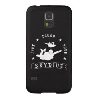 Live Laugh Love Skydive. Galaxy S5 Cases