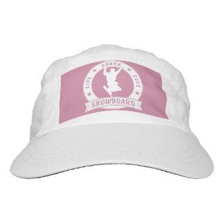 Live Laugh Love SNOWBOARD 2 Circle Headsweats Hat