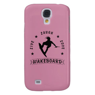 Live Laugh Love  WAKEBOARD 1 black text