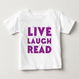 live laugh read baby T-Shirt